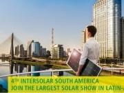 São Paulo: La expansión de la fotovoltaica, eje de una feria