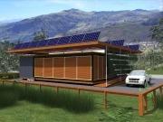 Eligen a la vivienda más sustentable de la Villa Solar