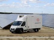 Presentan un laboratorio móvil para el análisis de plantas fotovoltaicas
