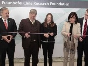Inauguran un centro de investigación sobre energía solar