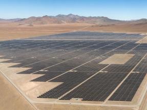 La planta fotovoltaica Luz del Norte es la primera del mundo con licencia para prestar comercialmente servicios de redes auxiliares