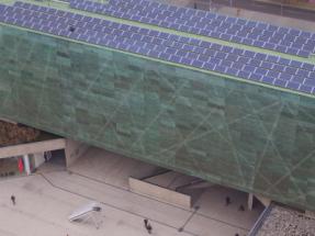 Santiago: Instalan un sistema fotovoltaico en el Museo de la Memoria y los Derechos Humanos