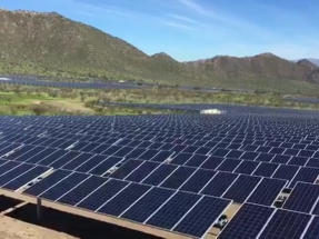 CHILE: Inauguran la planta fotovoltaica Quilapilún, de 110 MW