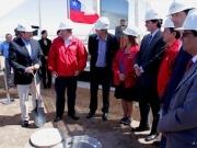 Inician la construcción de una planta fotovoltaica de 25 MW