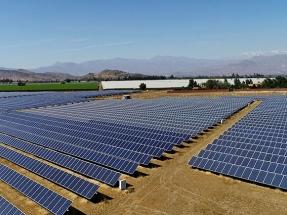 SMA recibe pedido para la planta fotovoltaica Diego de Almagro Sur, de 220 MW, en el desierto de Atacama