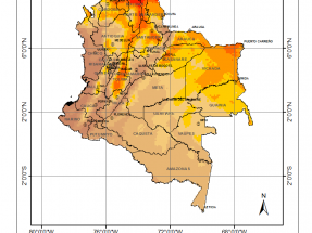 Desarrollan un atlas de radiación solar que se actualiza mensualmente