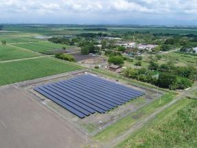 El Centro Internacional de Agricultura Tropical inaugura una planta fotovoltaica de casi 1 MW