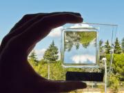 Investigadores del IES patentan una lente que optimiza la concentración fotovoltaica