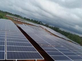 Impulsado por una cooperativa, inauguran el parque fotovoltaico más grande del país