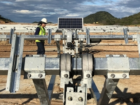 STI Norland desarrolla la cuarta generación de sus seguidores solares descentralizados