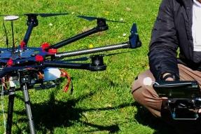 Hidrógeno solar para aumentar la autonomía de los drones