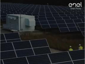 Texas: Enel Green Power construye Azure Sky, su segundo proyecto fotovoltaico con almacenamiento
