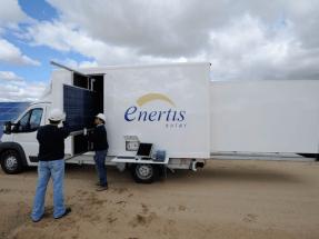 Enertis realizará el control de calidad de más de 120 MW fotovoltaicos