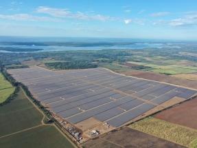 Inicia operaciones el complejo fotovoltaico Capella Solar, de 140 MW