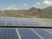 Inauguran la primera planta fotovoltaica de Ecuador