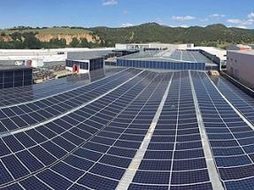 Así es la instalación de autoconsumo aislada más grande de España