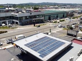 El Grupo Galuresa instala más de 175 kWp en su red de estaciones de servicio
