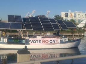 Elecciones: El voto evita en Florida una trampa para la solar hogareña