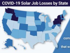 Alertan de que el coronavirus ha provocado la pérdida de 65 mil puestos de trabajo en la industria solar