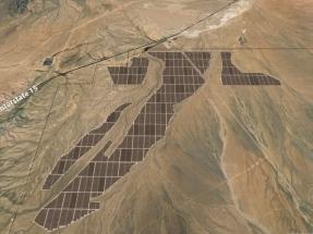Las Vegas: A punto de ser aprobado ambientalmente un proyecto de 690 MW fotovoltaicos, el más grande del país