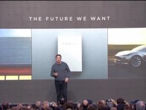 Tesla presenta un tejado solar y una nueva Powerwall