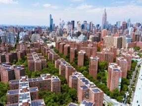 Nueva York: Proyectan instalar casi 4 MW fotovoltaicos en las azoteas de un complejo de apartamentos en Manhattan