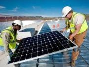 El trabajo en el sector solar de Estados Unidos creció un 20% en 2013