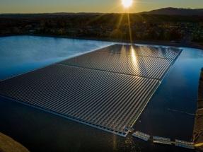 California: Un grupo inversor adquiere el proyecto solar flotante más grande del país