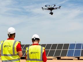 Eiffage Energía se sube a los drones