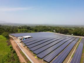Inauguran la planta fotovoltaica Opico Power, de 5,2 MW