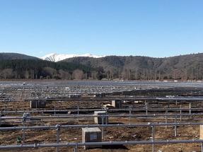 Energoya instala 10 nuevos MW en Chile
