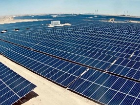 Jordania conecta un campo solar de 23,1 megavatios pico de potencia