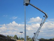 México DF apuesta por las farolas solares