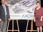 """""""La planta más competitiva del mundo en la fabricación de silicio metal"""""""