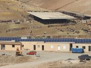 Una granja caprina alberga la mayor instalación solar aislada de Canarias