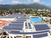 Inauguran una planta fotovoltaica sobre cubierta de 3 MWp