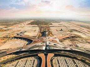 El aeropuerto Daxing de Pekín, con su cubierta fotovoltaica de 5,61 MW, ya está oficialmente abierto