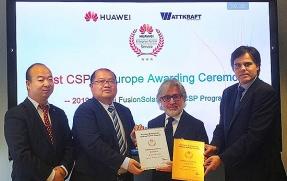 Huawei otorga al mayorista fotovoltaico Wattkraft su primer Certified Service Partner