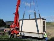IBC pone en marcha un proyecto piloto de almacenamiento solar
