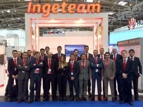 Ingeteam presentará sus últimos desarrollos en Intersolar Europe 2017