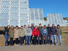 Entusiasmados con la fotovoltaica de concentración