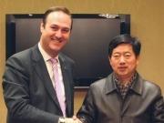 Isofotón se alía en China con la tercera petrolera del gigante asiático