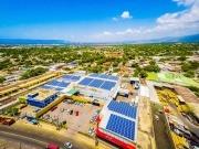 En marcha la mayor instalación fotovoltaica del sector comercial e industrial