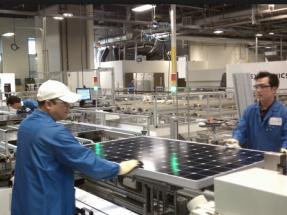 JinkoSolar lidera el ranking mundial de envíos de módulos fotovoltaicos