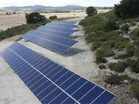 Instalación fotovoltaica aislada para una bodega en Jumilla