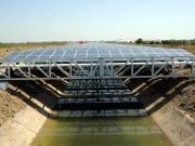 India proyecta la mayor central FV flotante del mundo