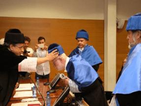 La Universidad de Málaga nombra doctor honoris causa a Antonio Luque