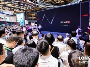 LONGi lanza Hi-MO N, el primer módulo bifacial con células TOPCon tipo N y una eficiencia del 22,3%