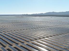 Acciona concluye la instalación de la planta FV de Puerto Libertad, de 405 MWp