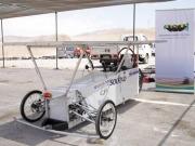 Arranca en Chile la carrera solar Atacama